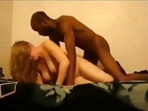 Cheating Blonde Wife Interracial Anal Sex